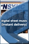 'N Sync - I Just Wanna Be With You - Sheet Music (Digital Download)