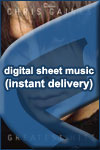 Garth Brooks as Chris Gaines - Right Now - Sheet Music (Digital Download)