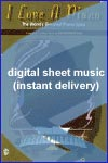 Eddie Heywood - Canadian Sunset - Sheet Music (Digital Download)