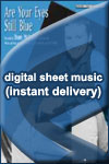 Shane McAnally - Are Your Eyes Still Blue - Sheet Music (Digital Download)