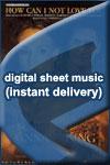 Joy Enriquez - How Can I Not Love You - Sheet Music (Digital Download)
