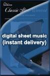 Traffic - Glad - Sheet Music (Digital Download)