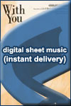 Lila McCann - With You - Sheet Music (Digital Download)