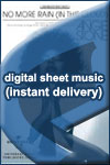 Angie Stone - No More Rain - (In This Cloud) - Sheet Music (Digital Download)