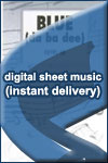 Eiffel 65 - Blue (Da Ba Dee) - Sheet Music (Digital Download)