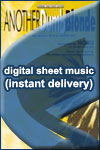Hoku - Another Dumb Blonde - Sheet Music (Digital Download)