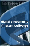 Tony Bennett - Don't Get Around Much Anymore - Sheet Music (Digital Download)