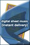 Jean Baptiste Lully - Menuet In D Minor - Sheet Music (Digital Download)