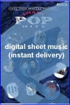 Backstreet Boys - Larger Than Life - Sheet Music (Digital Download)