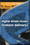 When My Sugar Walks Down the Street - Sheet Music (Digital Download)
