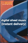Jon Secada - Break the Walls - Sheet Music (Digital Download)