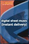 Jon Secada - Speak To the Wind - Sheet Music (Digital Download)