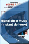 Vertical Horizon - You're a God - Sheet Music (Digital Download)