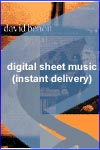 David Benoit - Getting Ready - Sheet Music (Digital Download)