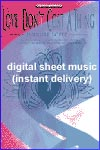Jennifer Lopez - Love Don't Cost a Thing - Sheet Music (Digital Download)