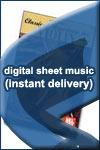 Jean-Philippe Rameau - Tambourin - Piano Accompaniment - Sheet Music (Digital Download)