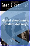 Vertical Horizon - Best I Ever Had - Sheet Music (Digital Download)