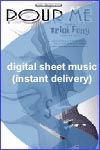 Trick Pony - Pour Me - Sheet Music (Digital Download)