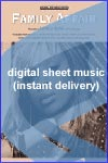 Mary J. Blige - Family Affair - Sheet Music (Digital Download)