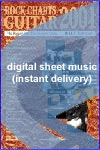 staind - Outside - Sheet Music (Digital Download)