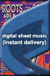 The O'Jays - Use Ta Be My Girl - Sheet Music (Digital Download)
