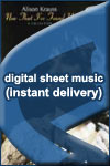 When You Say Nothing At All - Sheet Music (Digital Download)