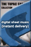 California Love - Sheet Music (Digital Download)