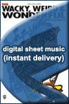 Don Gardner - All I Want for Christmas Is My Two Front Teeth - Sheet Music (Digital Download)