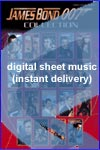 U2 - Goldeneye - Sheet Music (Digital Download)