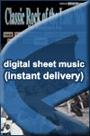 Creedence Clearwater Revival - Proud Mary - Sheet Music (Digital Download)