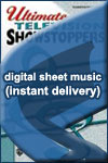 Paul Shaffer - Late Show Theme - Sheet Music (Digital Download)