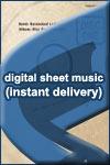 Barenaked Ladies - Jane - Sheet Music (Digital Download)