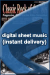 Boston - Amanda - Sheet Music (Digital Download)