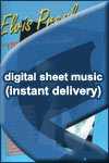 Elvis Presley - Dont Leave Me Now Sheet Music (Digital Download)
