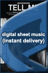 Smilez & Southstar - Tell Me - Sheet Music (Digital Download)