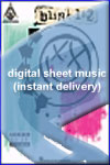 blink-182 - Feeling This - Sheet Music (Digital Download)