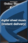 Gavin Degraw - Follow Through - Sheet Music (Digital Download)
