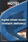 Cassidy - Hotel - Sheet Music (Digital Download)