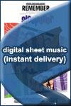 Gabriel Mann - Remember - Sheet Music (Digital Download)