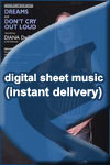Diana DeGarmo - Dreams - Sheet Music (Digital Download)