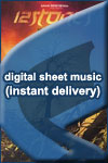 12 Stones - Photograph - Sheet Music (Digital Download)