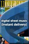 Santana - The Game of Love - Sheet Music (Digital Download)