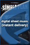 Simple Plan - Thank You - Sheet Music (Digital Download)