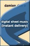 Damien Rice - I Remember - Sheet Music (Digital Download)