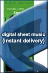 Rachael Lampa - Brand New Life - Sheet Music (Digital Download)