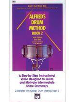 Alfred's Drum Method, Book 2 - Video Cassette