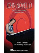 John Novello - The Contemporary Keyboardist - The Working Musician - Video Cassette