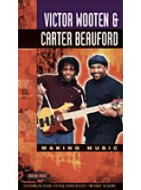 Victor Wooten & Carter Beauford - Making Music - Video Cassette