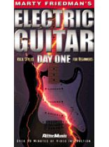 Marty Friedman - Marty Friedman's Electric Guitar Day One - Video Cassette