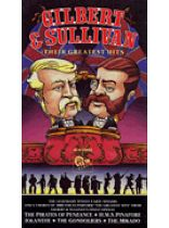 Gilbert and Sullivan - Their Greatest Hits - Video Cassette